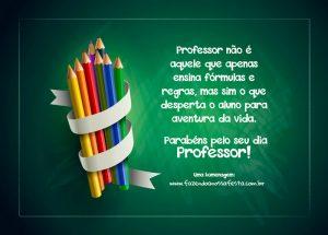 15 De Outubro, Dia Do Professor!!!